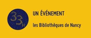 Hackathon – Les Bibliothèques de Nancy – 7 et 8 novembre 2015