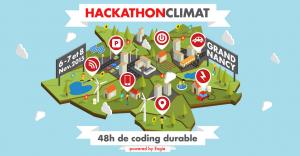 Hackathon – Climat – du 6 au 8 novembre 2015