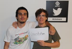 Hackathon-Climat – 6, 7 et 8 novembre 2015