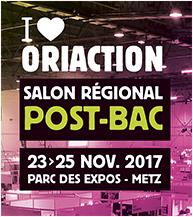 Oriaction 2017 – Metz – 23, 24 & 25 novembre 2017